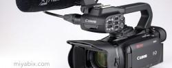 Canon『XA11』:業務用小型ビデオカメラレビュー
