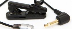 SONY『ECM-C10』モノラルピンマイク:インタビューをクリアな音声で録音する