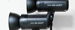 ゴドックス『Godox SK400II・SK300II』:スタジオストロボフラッシュ(400W・300W)レビューと使用方法