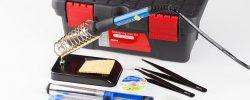 SEALODY『はんだごて』60W:収納工具箱セットでLED照明ライト基盤を修理した話